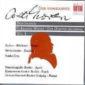 Beethoven: Unknown Works Vol I / Kuhse, Buechner, et al