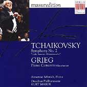 Masur Edition - Tchaikovsky: Symphony no 2;  Grieg / Schmidt