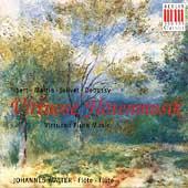 Virtuoso Flute Music- Ibert, Martin, et al / Johannes Walter