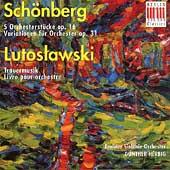 Schoenberg, Lutoslawski / Herbig, Berliner Sinfonie-Orchester