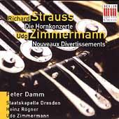 Zimmermann, Strauss / Peter Damm, Rogner, Zimmermann