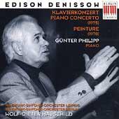 Denissov: Piano Concerto; Peinture