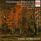 Beethoven: Works for Violin and Orchestra