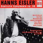 Eisler: Deutsche Symphonie / Pommer, RSO Berlin