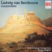 Beethoven: Ouvertueren / Heinz Rogner, Berlin RSO