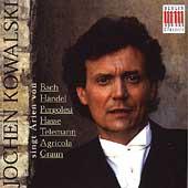 Jochen Kowalski singt Arien von Bach, Handel, Hasse, et al