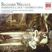 Richard Wagner: Symphonie en Ut majeur / Heinz Rogner, Berlin Radio Symphony Orchestra