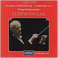 Furtwaengler: Symphonie No. 2 / Furtwaengler, Wiener