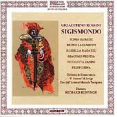 Rossini: Sigismondo / Bonynge, Ganassi, Lazzaretti, et al