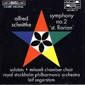 "Schnittke: Symphony no 2 ""St. Florian"" / Leif Segerstam"