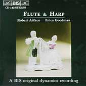 Flute & Harp / Robert Aitken, Erica Goodman