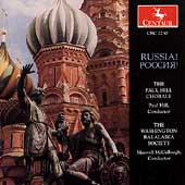 Russia! / Paul Hill Chorale, Washington Balalaika Society