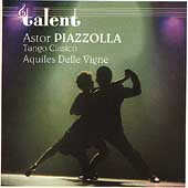 Music of the Americas Vol III - Piazzolla: Tango Clasico