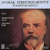 Dvorak: Streichquartette Vol 8 / Stamitz Quartett