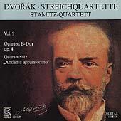Dvorak: Streichquartette Vol 9 / Stamitz Quartett