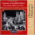 Wagner: Das Liebesverbot / Sawallisch, Hass, Coburn, et al