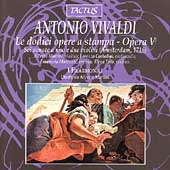 Vivaldi: Le dodici opere a stampa - Opera V / I Filarmonici