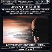 Sibelius: Jedermann, etc / Osom Vaenskae