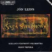 Jon Leifs: Saga Symphony / Osmo Vaenskae, Iceland Symphony
