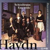 Joseph & Michael Haydn: Divertimenti / Schoenbrun Ensemble