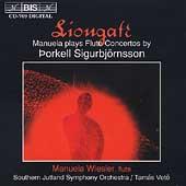 Liongate - Manuela plays Flute Concertos by Sigurbjoernsson