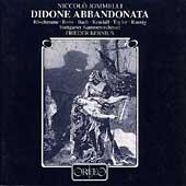 Jommelli: Didone Abbandonata / Bernius, Roschmann, et al