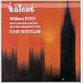 Byrd: John Come Kisse Me Now / John Whitelaw