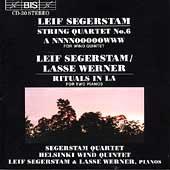 Segerstam: String Quartet no 6, etc / Segerstam Quartet