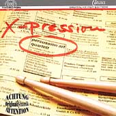 X-pression / Percussion Art Quartet