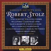 Various Artists Sing Robert Stolz / Schwarz, Tauber, et al