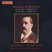 Borodin: String Quartets no 1 & 2 / Stamitz Quartet