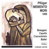 Pfluger: Memento Mori 1995, Harmagedon / Bader, Nimsgern