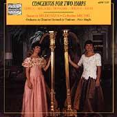 Concertos for Two Harps / Mildonian, Michel, Moglia