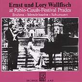 Duo Wallfisch at Pablo-Casals-Festival Prades