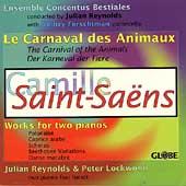 Saint-Saens: La Carnaval des Animaux, etc / Reynolds, et al