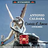 Caldara: Cantate d'Amore / Nalin, Pozzer, Albarello, et al