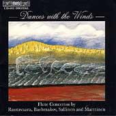 Dances with the Winds - Flute Concertos / Alanko, Vaenskae