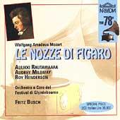 The 78s - Mozart: Le Nozze di Figaro / Busch, Tajo, et al