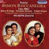 Verdi: Simon Boccanegra / Patane, Miller, Kincses, et al
