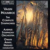Holmboe: The Complete Symphonies / Hughes, Aarhus SO