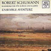 Schumann: Chamber Music for Winds & Piano /Ensemble Aventure