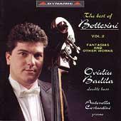The Best of Bottesini Vol 2 / Badila, Costantini