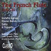 The French Flute 1920-30 / Larsen, Grunth, Larsen