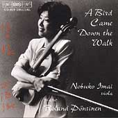A Bird Came Down the Walk / Nobuko Imai, Roland Poentinen