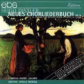 Distler: Neues Chorliederbuch Op 16 / Nickoll, Carmina Mundi