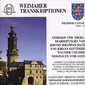 Weimarer Transkriptionen Vol 3 - Bach, Walther, et al