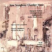 New Saxophone Chamber Music / Ernst, Hirsch, et al