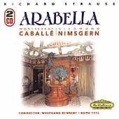 Strauss: Arabella / Rennert, Caballe, Nimsgern, et al