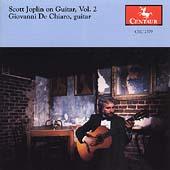 Scott Joplin on Guitar Vol 2 / Giovanni De Chiaro