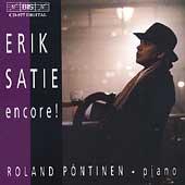 Erik Satie - Encore! / Roland Poentinen